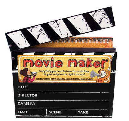 Movie Maker By Reeve, Dave/ Hassan, Suridh/ Grabham, Tim